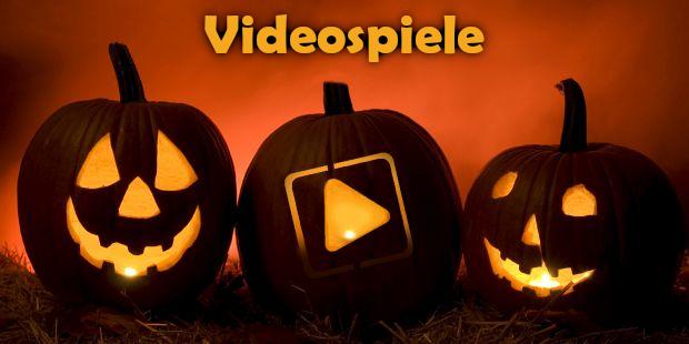 Halloween Aktion - Videospiele