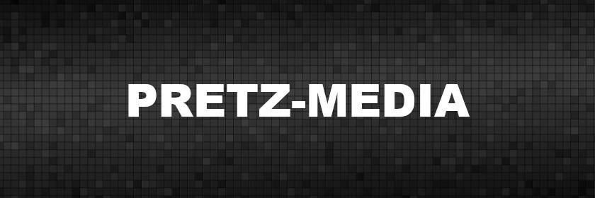 Exklusiv im Vertrieb von Pretz-Media