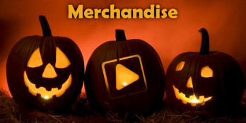 Halloween Aktion - Merchandise