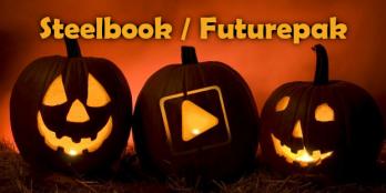Halloween Aktion - Steelbook/Future Pak