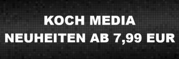 Koch Media - Neuheiten ab 7,99 EUR