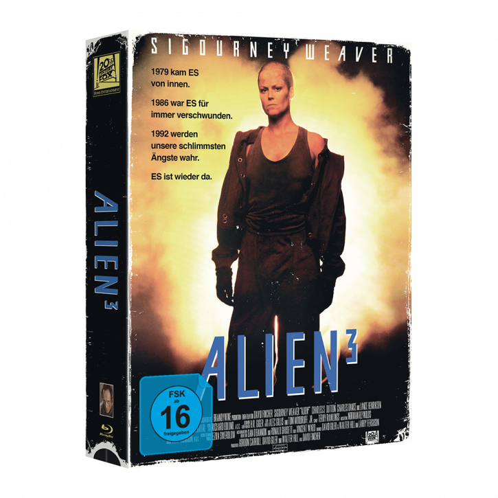 Alien 3 - Tape Edition [Blu-ray]