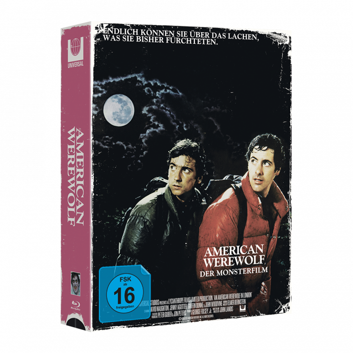 American Werewolf in London - Tape Edition [Blu-ray]