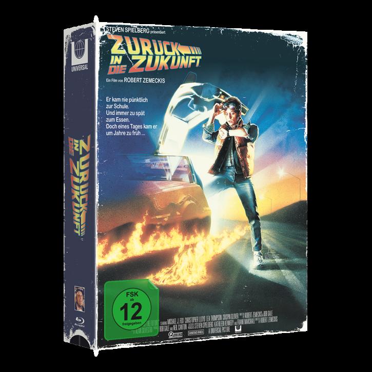 Zurück in die Zukunft - Tape Edition [Blu-ray]
