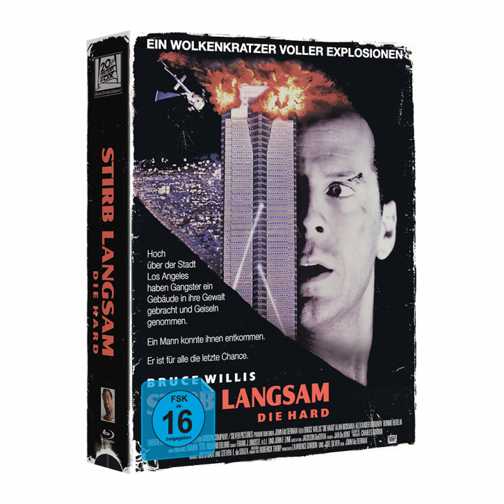Stirb Langsam - Tape Edition [Blu-ray]