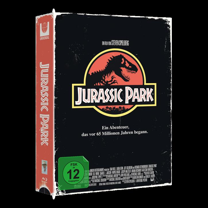Jurassic Park - Tape Edition [Blu-ray]
