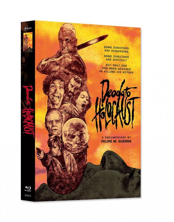 Deodato Holocaust - Mediabook [Blu-ray+DVD]