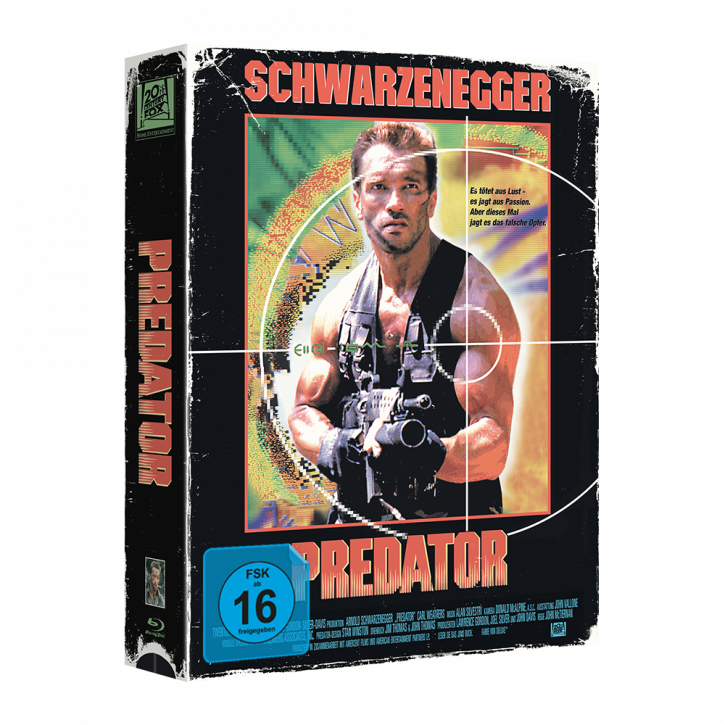 Predator - Tape Edition [Blu-ray]