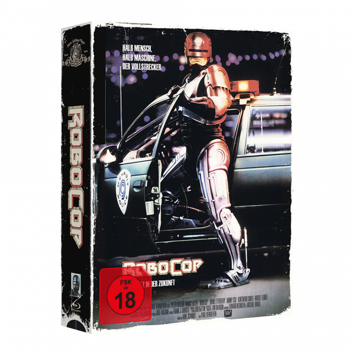 Robocop - Tape Edition [Blu-ray]