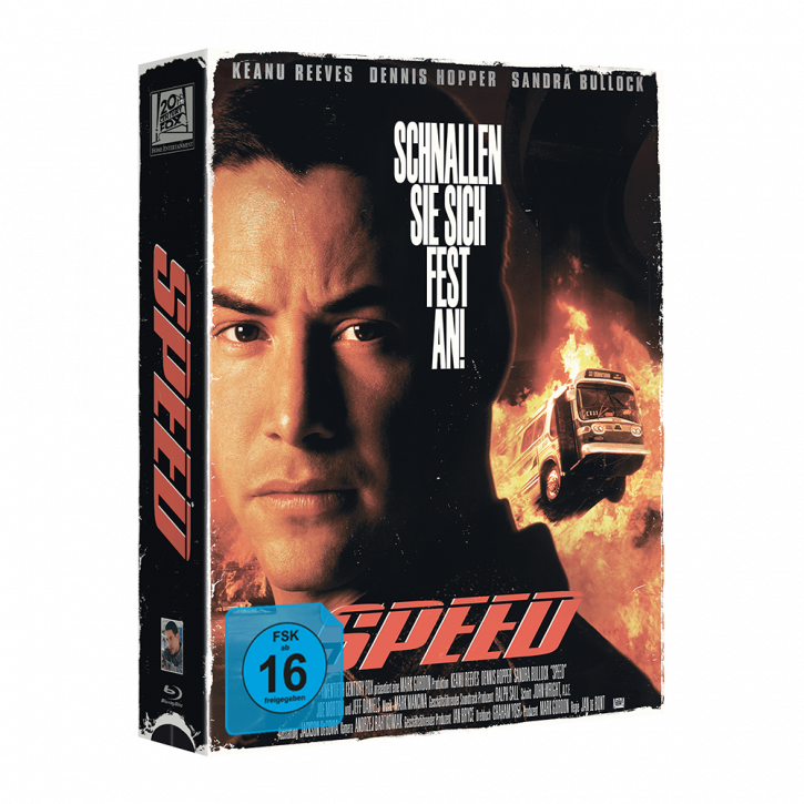 Speed - Tape Edition [Blu-ray]