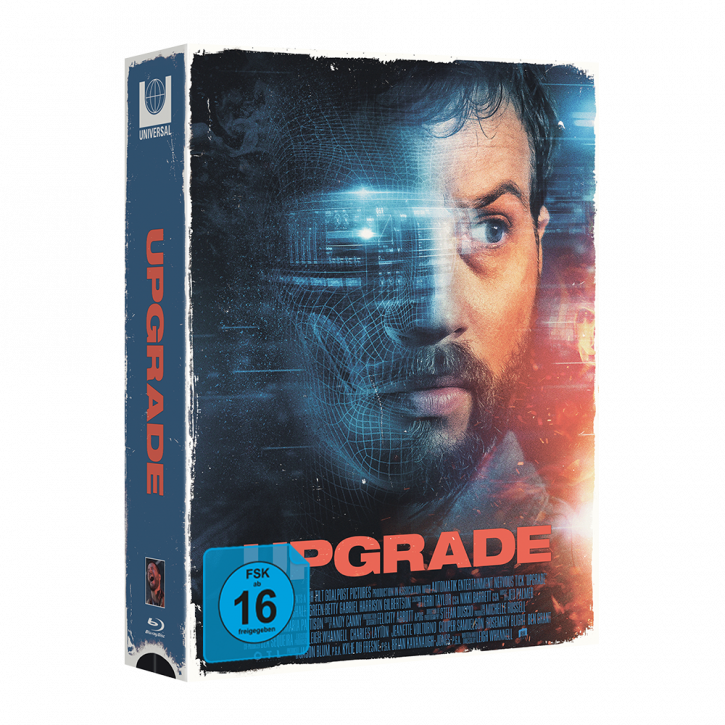 Upgrade - Tape Edition [Blu-ray]