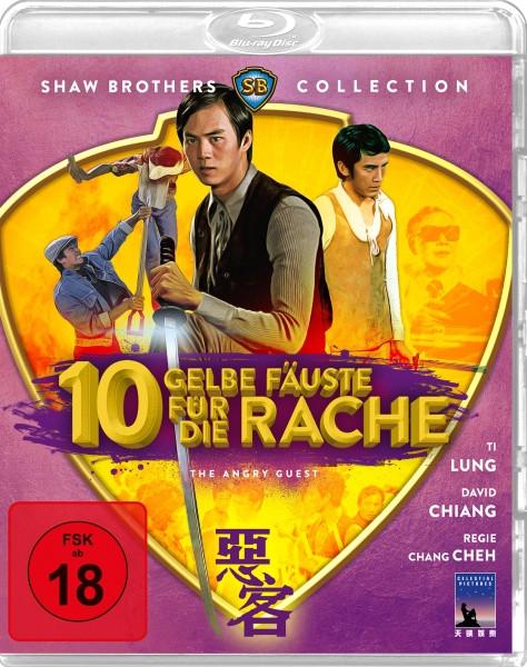Zehn gelbe Fäuste für die Rache (Shaw Brothers Collection) [Blu-ray]