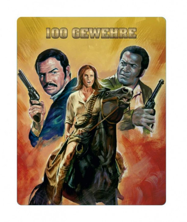 100 Gewehre (Future Pak) [Blu-ray]