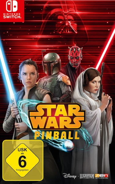 Star Wars Pinball [Nintendo Switch]