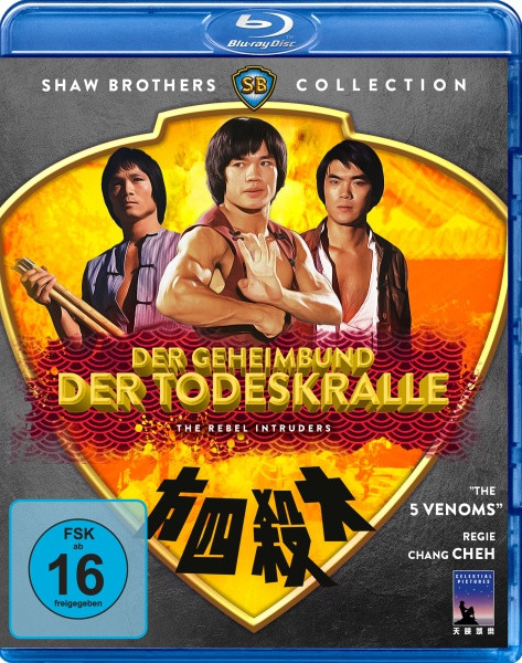 Der Geheimbund der Todeskralle [Blu-ray]