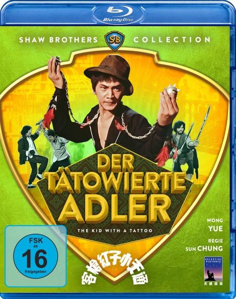 Der tätowierte Adler [Blu-ray]