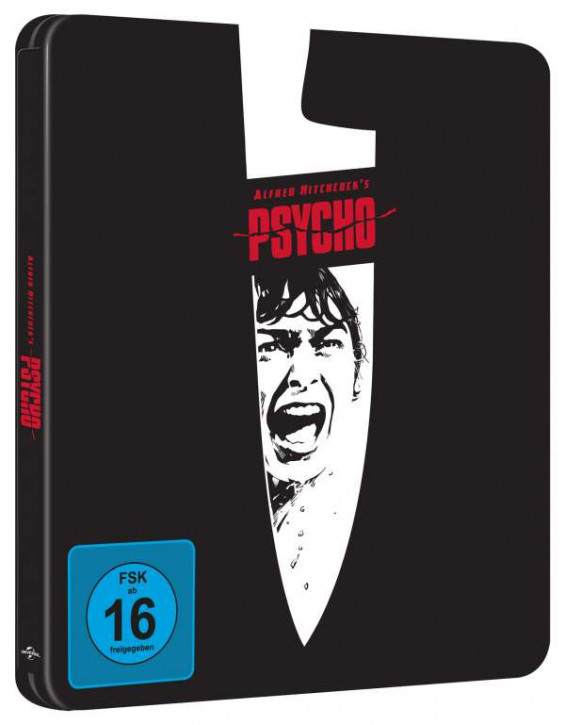 Psycho (1960) - Steelbook [4K UHD Blu-Ray]