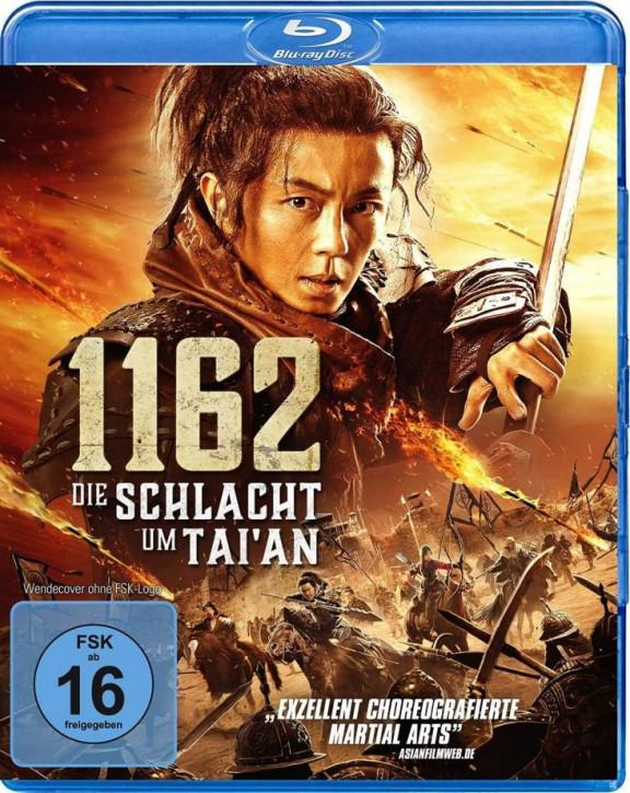 1162 - Die Schlacht um Taian [Blu-ray]