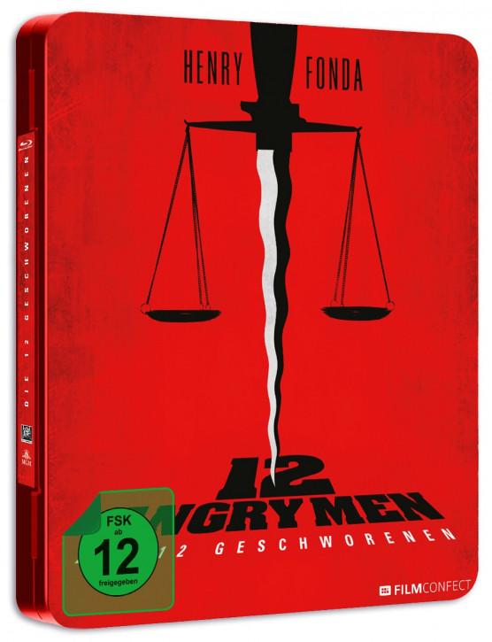 Die 12 Geschworenen (1957) (Future Pak) [Blu-ray]