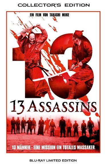 13 Assassins - grosse Hartbox [Blu-ray]