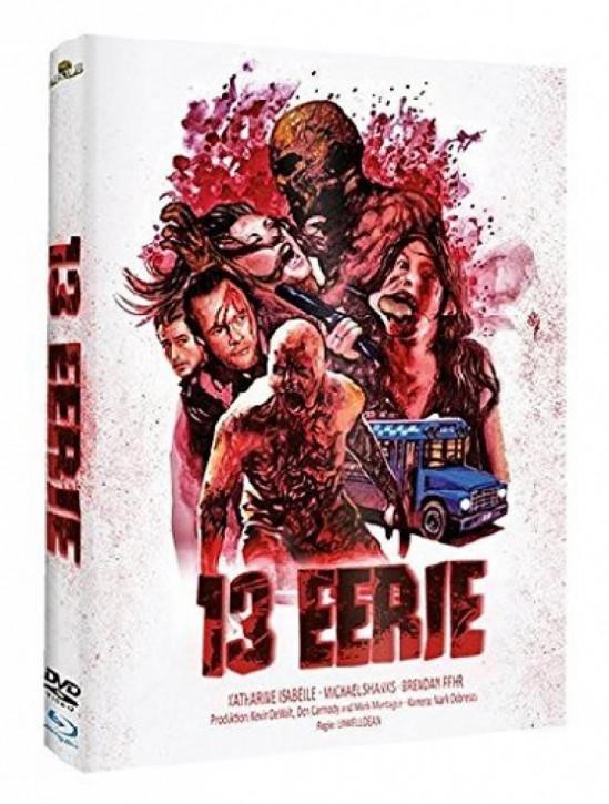 13 Eerie - Mediabook - Cover B [Blu-ray+DVD]