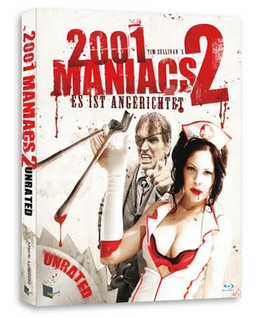 2001 Maniacs 2 - Es ist angerichtet [Blu-ray]