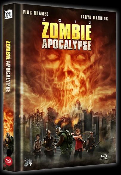 2012: Zombie Apocalypse - Limited Uncut Edition [3D Blu-ray+Blu-ray+DVD]