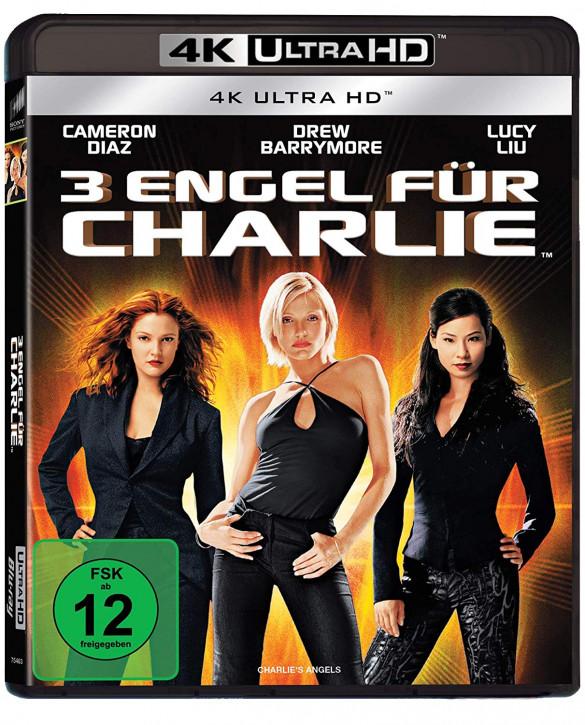 3 Engel für Charlie [4K UHD Blu-ray]