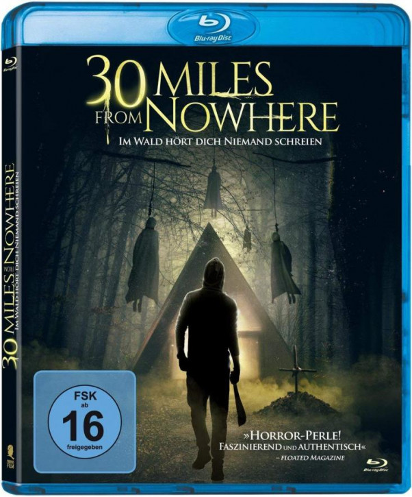 30 Miles from Nowhere [Blu-ray]