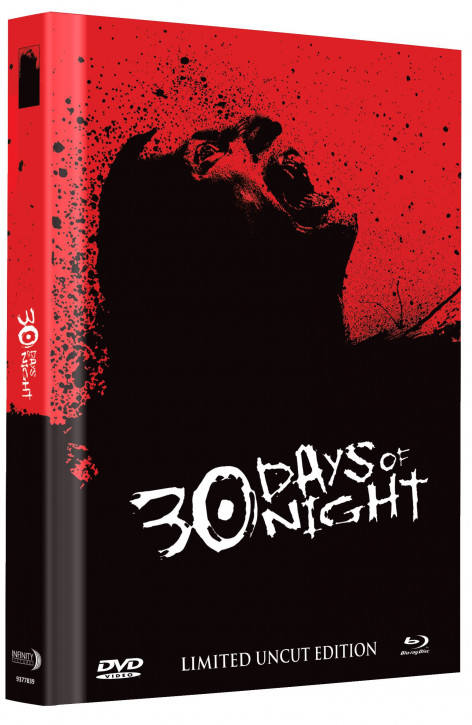 30 Days of Night - Limited Mediabook Edition - Cover B [Blu-ray+DVD]