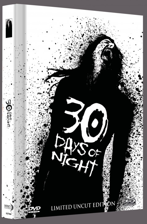 30 Days of Night - Limited Mediabook Edition - Cover C [Blu-ray+DVD]