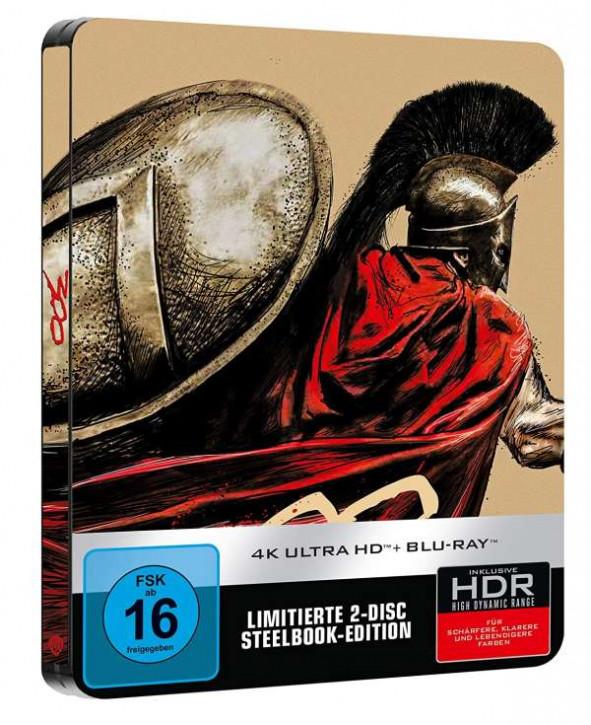 300 - Steelbook [4K UHD+Blu-ray]