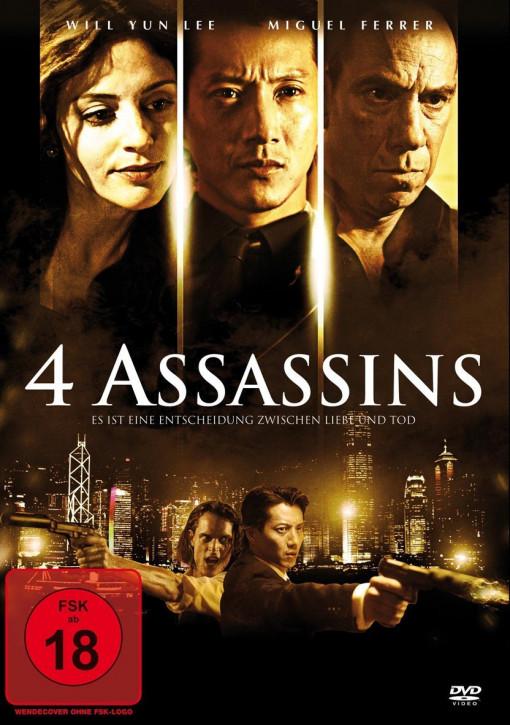 4 Assassins - [DVD]