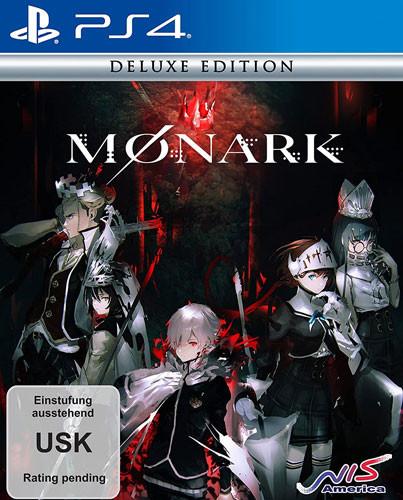 Monark - Deluxe Edition [PS4]