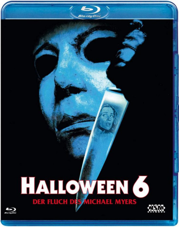 Halloween 6 - uncut [Blu-ray]