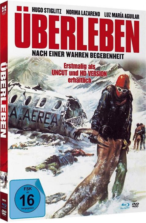 Überleben - Limited Mediabook Edition - [Blu-ray+DVD]