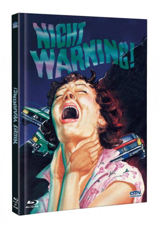 Night Warning - Limited Mediabook - Cover A [Blu-ray+DVD]