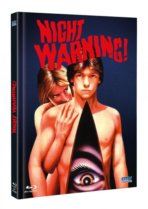 Night Warning - Limited Mediabook - Cover B [Blu-ray+DVD]