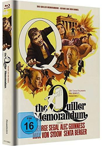 The Quiller Memorandum - Limited Mediabook Edition - Cover B [Blu-ray+DVD]