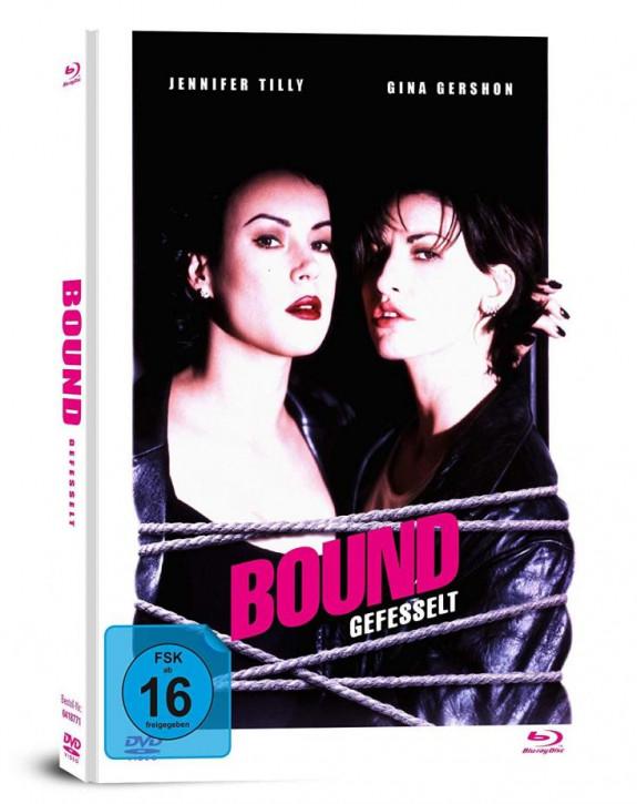Bound (Directors Cut) - Limited Mediabook Edition [Bluray+DVD]