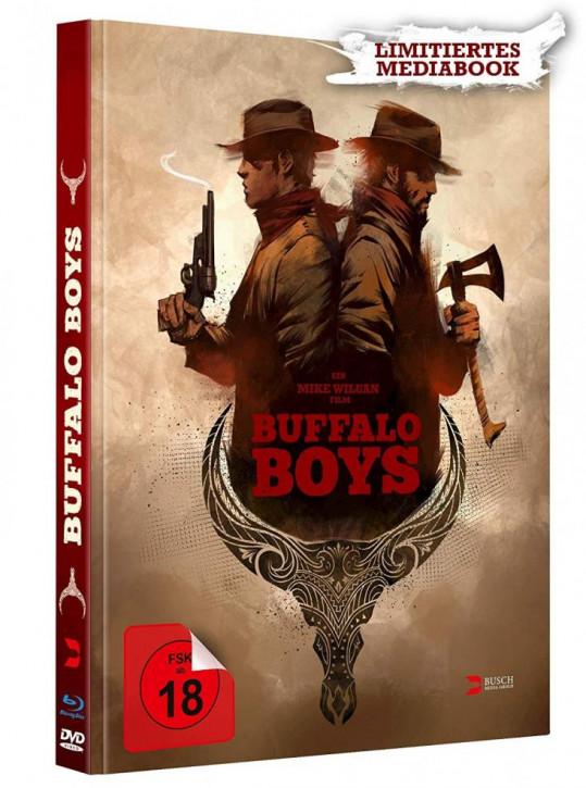 Buffalo Boys - Limited Mediabook Edition - [Blu-ray+DVD]