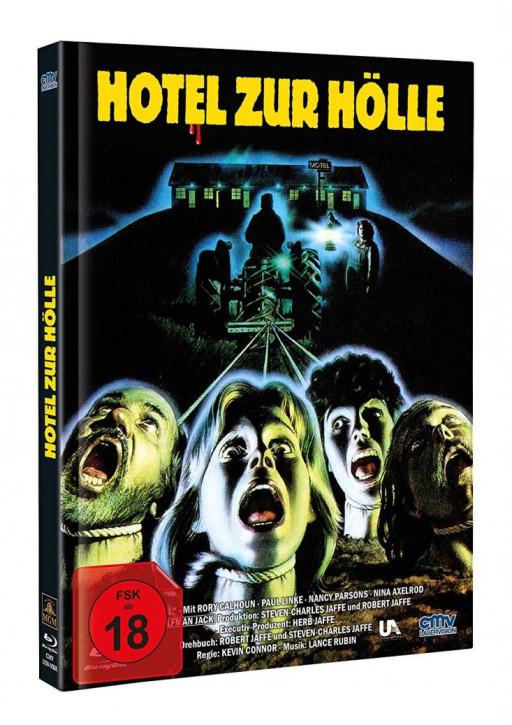 Hotel zur Hölle - Limited Mediabook - Cover A [Blu-ray+DVD]