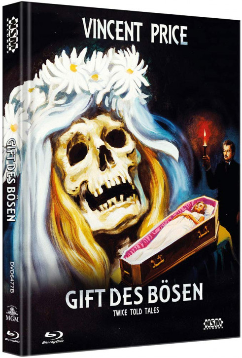 Gift des Bösen - Limited Collector's Edition - Cover B [Blu-ray+DVD]