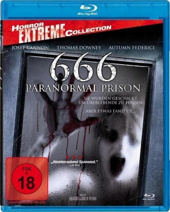 666 - Paranormal Prison [Blu-ray]