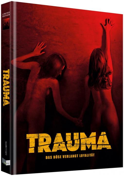Trauma - Das Böse verlangt Loyalität - Limited Collectors Edition - Cover C [Blu-ray+DVD]