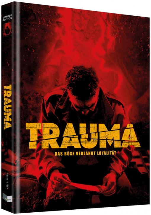 Trauma - Das Böse verlangt Loyalität - Limited Collectors Edition - Cover A [Blu-ray+DVD]