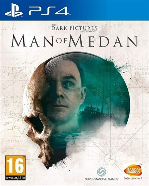The Dark Pictures: Man of Medan (PEGI) [PS4]