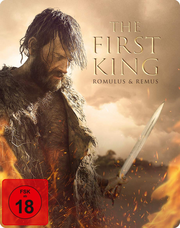 The First King - Romulus & Remus - Steelbook [Blu-ray]