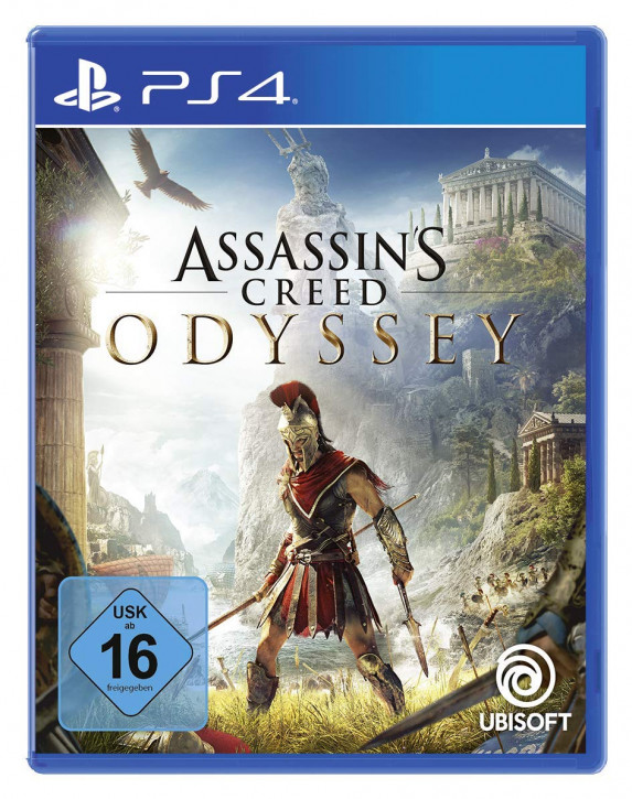 Assassin's Creed Odyssey - [PS4]