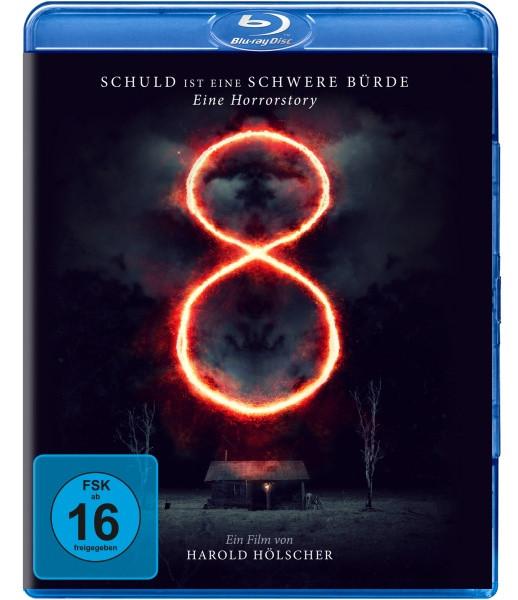 8 - Eine Horrorstory [Blu-ray]